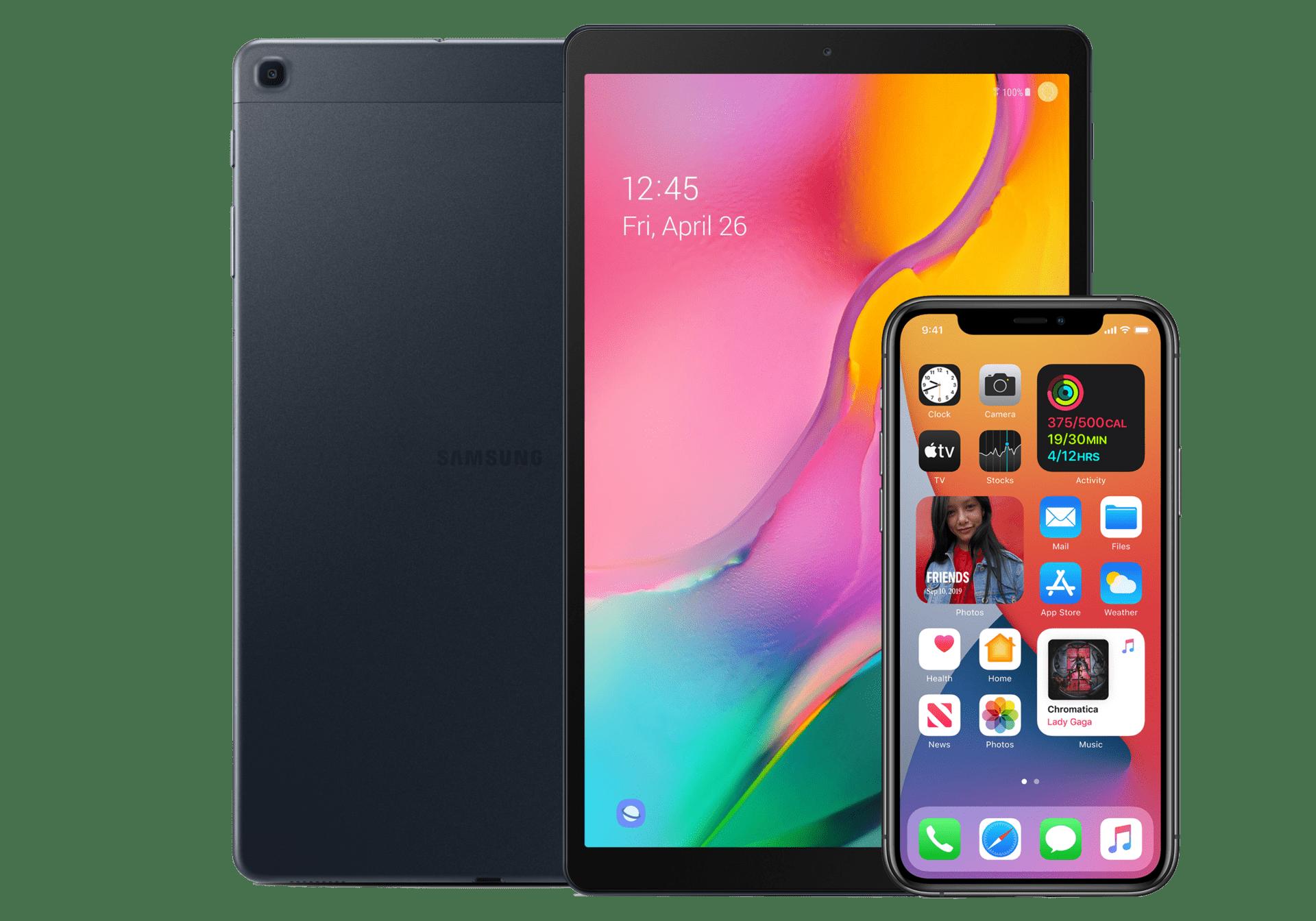 Mobil-og-tablet